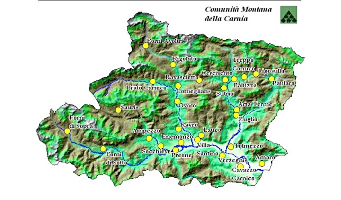 Comunità Di Montagna Della Carnia A Tolmezzo Approvato Lo Statuto All Unanimità Ilfriuliveneziagiulia