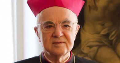 """Importante dichiarazione dell'Arcivescovo Viganò sulla """"Fifth International Vatican Conference"""""""