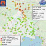 Protezione Civile FVG e OGS assieme per il monitoraggio dei terremoti