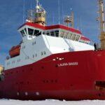 N/R Laura Bassi impegnata nella 36° Campagna Antartica del PNRA ottiene la certificazione Polar Code