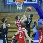 Basket: Allianz torna a giocare a Trieste ma va sotto contro la Virtus Segafredo. Tutte le foto