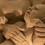 Presepe di sabbia di Lignano in modalità virtuale, in attesa di tempi migliori