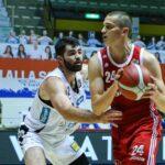 Basket: Allianz Trieste torna alla vittoria contro Dolomiti Trento. Tutte le foto