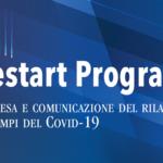"""""""Restart Program. Impresa e comunicazione del rilancio ai tempi del Covid-19"""": il manuale open access di Ferpi Triveneto"""