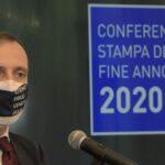 La conferenza stampa di fine anno del governatore Massimiliano Fedriga: focus sugli investimenti