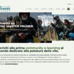VINE MASTER PRUNERS Academy – SIMONIT&SIRCH lanciano la prima piattaforma on-line al mondo dedicata alla formazione sulla potatura della vite