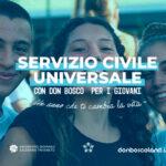 Servizio civile universale, un anno che ti cambia la vita!