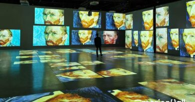 """Van Gogh. Il sogno"" Immersive Art Experience: arte multimediale nella nuova EmotionHall al Tiare Shopping. Video"