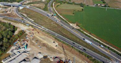 Lavori in autostrada A4 durante i fine settimana, chiusure e deviazioni