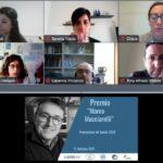 """""""Premio Marco Mucciarelli"""" a Chiara Amendola, Nadia De Nardi, Ylenia Saretta le tre vincitrici dell'edizione 2020"""