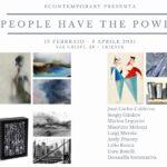 """""""People have the Power"""" la galleria EContemporary di Trieste inaugura la nuova mostra"""