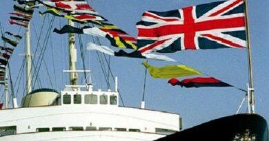 """Il Governo """"Britannia"""" di Andrea Cometti"""