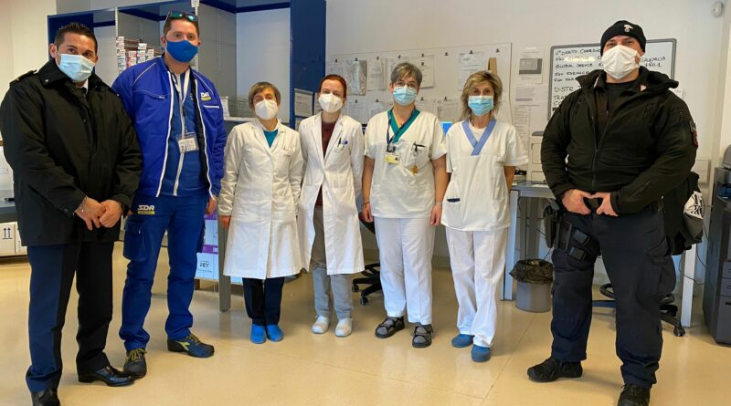 Quasi 10mila le persone positive al Covid. A Trieste sono arrivati i vaccini Astra Zeneca