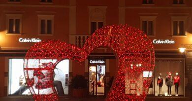 Il Palmanova Village per San Valentino: in palio cinque gift card da 100 euro