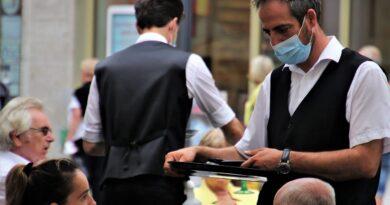 Coldiretti: l'apertura nei fine settimana salva l'80% dei conti dei ristoranti
