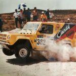 Rally, all'Italian Baja il ritorno del veterano delle corse africane Claudio Allegranzi