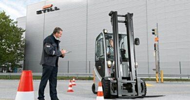 Collaborazione tra Vecar ed Enaip FVG per la formazione di addetti a carrelli elevatori