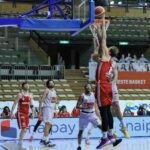Basket: Allianz Trieste cede sotto ai colpi dell'Umana Reyer Venezia. Galleria di foto