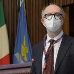 Il vicepresidente del FVG con delega alla Salute Riccardi riferisce in Consiglio sul Covid