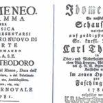 La lunga vita dei miti: Idomeneo di Wolfgang Amadeus Mozart