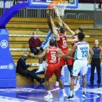 Basket: all'Allianz Dome vittoria al fotofinish dei padroni di casa contro il Cantù. Le foto