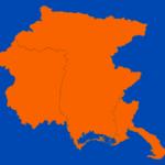 Misure Covid-19, il Friuli Venezia Giulia in zona arancione a partire da lunedì 12 aprile