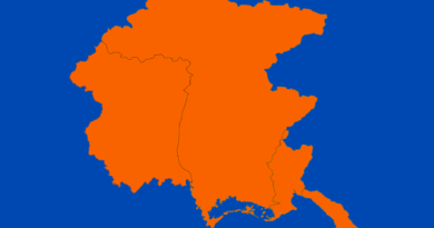 Misure Covid-19, il Friuli Venezia Giulia tornerà in zona arancione a partire da lunedì 12 aprile