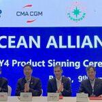 Porto di Trieste, rinnovati gli accordi con Ocean Alliance attiva nei trasporti da e per l'Oriente