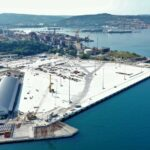 La Piattaforma Logistica di Trieste inizia la sua operatività con il primo attracco Ro-Ro