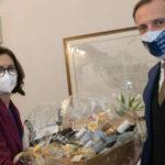 La ministra per gli affari regionali e autonomie Mariastella Gelmini in FVG, conclusa visita