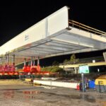 Terza corsia A4: lavori al cavalcavia di Teglio, da giovedì a sabato chiusure notturne di tratti autostradali