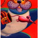 """""""Illustra Rodari"""": oltre cento tavole per celebrare il grande inventore di storie al Museo d'Arte Moderna Ugo Carà a Muggia"""
