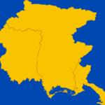Misure Covid-19: dal 26 aprile il Friuli Venezia Giulia in zona gialla