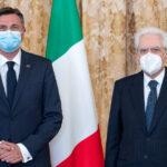 Al Quirinale i presidenti di Italia e Slovenia lanciano Gorizia/Nova Gorica capitale europea della Cultura 2025