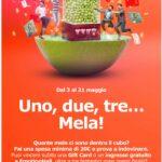 """""""Un, due, tre…mela"""" il concorso  di Meeting Place Tiare Shopping  per sensibilizzare a uno stile di vita sano"""