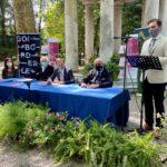 Presentate le tre frazioni del Giro d'Italia che si svolgeranno in Friuli Venezia Giulia
