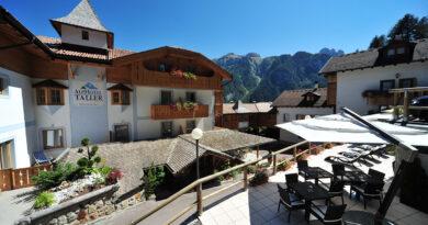 AlpHotel Taller: non è la solita vacanza in montagna