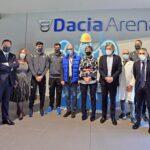 Covid-19, tasso di positività sempre sotto ad 1. Apre hub vaccinale alla Dacia Arena di Udine