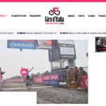 Aveva disturbato la tappa dello Zoncolan del Giro d'Italia: tifoso sanzionato con Daspo