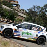 Sette equipaggi MRC Sport presenti al Rally della Sardegna