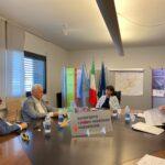 """L'on. Debora Serracchiani in visita all'Interporto di Pordenone: """"ora dare il via alla stazione elementare"""""""