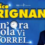 """Enrico Brignano a Palmanova per """"Estate di Stelle"""" con """"Un'ora sola vi vorrei"""""""