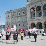 Il Patto per la Scuola va rispettato. Manifestazione nazionale a Trieste. I docenti del Liceo Oberdan si schierano.