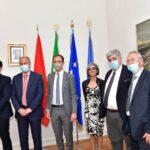 Visita Ambasciatore Marocco in Fvg: grandi opportunità per Porto Trieste e Interporto Pn
