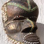 """S'inaugura """"Pust Dan Fang Volti, corpi e rituali: dalle maschere africane e friulane alla fotografia di Roberto Kusterle"""""""
