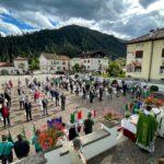 Si è svolta la prima Giornata dell'onore in memoria degli Alpini fucilati ingiustamente durante la Grande Guerra