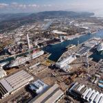Verso la prima nave da crociera alimentata a idrogeno: intesa fra Fincantieri, MSC e Snam