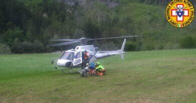 Soccorso Alpino impegnato domenica in due interventi a Pontebba e Chiusaforte