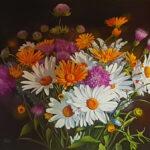 S'inaugura oggi la personale della pittrice Bruna Naldi