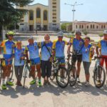 Dedicato a Giulia Gabrieli il pellegrinaggio in bici a Medjugorje: galleria fotografica